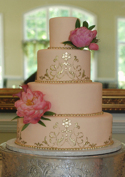 Sweet Fix Richmond Va Wedding Cake