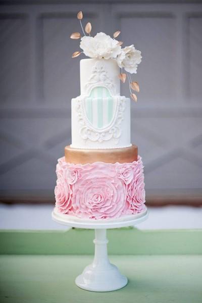 Sweet Fix - Richmond, VA Wedding Cake
