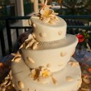 130x130 sq 1352847378309 marinaandahmadweddingcake