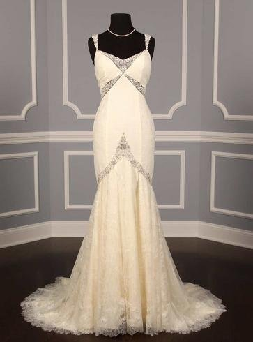 1359492549160 BadgleymischkaMichellehustleyourbustle  wedding dress