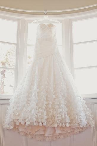 1359492550540 Uma  wedding dress