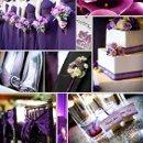 130x130 sq 1351261836943 purpleweddinginspirationboard