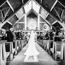 220x220 sq 1483124298739 sacred heart wedding gretchen and michael53bw