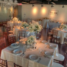 The Ivory Room By Cameron Mitchell Catering Venue
