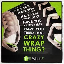 photo 1 of It Works! Body Wraps