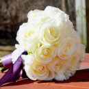 130x130 sq 1369969169672 cream roses bouquet