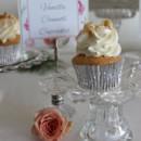 Vintage Wedding Cupcake Buffet