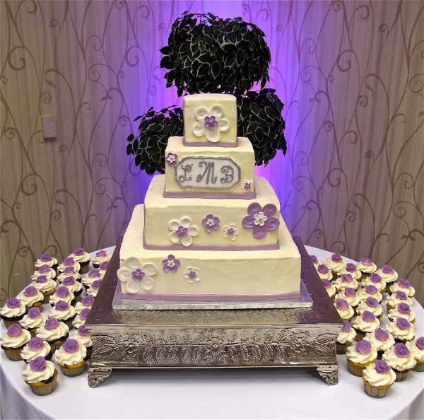 Not Just Cakes Raleigh NC Wedding Cake