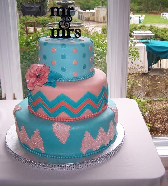 Knoxville, TN Wedding Cake