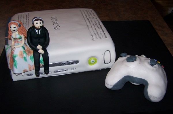 xbox wedding cakes cakery bakery knoxville tn wedding cake 27676