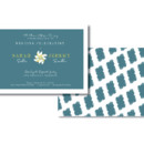 130x130 sq 1382132150292 blue floral invitation