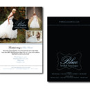 130x130 sq 1382132860965 referral card   blue bridal