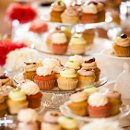 Photography: Duy Ho Photography  <br /> Venue: DeLoach Vineyards  <br /> Event Planner: Kelly &amp; Company-Wine Country Events  <br /> Floral Designer: Papillon Floral  <br /> Cupcakes: Sift Cupcakes  <br /> Caterer: Taste of Perfection  <br /> Hair &amp; Makeup Artist: The Loft Salon