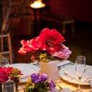 Venue: Angel Orensanz Foundation  Event Design: Swank Productions  Caterer: Thomas Preti Caterers  Floral Design: Cornucopia Flowers  Paper Flowers and Design: Bohemian Bloom  Musicians: Venus Ensemble  DJ: Generations Events