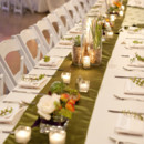 Venue: Desert Botanical Garden  Wedding Planner: Events Your Way  Bridal Party Flowers: The Garage by Ivy  Caterer: Creations in Cuisine Catering  DJ: Let's Make Noyze  Cake: Honey Moon Sweets Bakery & Dessert Bar  Linens: GBS Linens