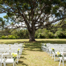 Venue: Sunset Ranch Hawaii  <br /> Caterer: Gourmet Events Hawaii  <br /> Musician: Kamuela Kahoano  <br /> Event Planner: Thomas Nissel  <br /> Videographer: Isle Media  <br /> Makeup Artist: Mia Moriguchi  <br /> Equipment Rentals: Pacific Party Rentals, LLC  <br />