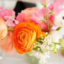 Venue: Legare Waring House  Floral Design: Branch Design Studio  Event Planner: MOD Events  Caterer: Royal Grand Events  Wedding Dress: Mina Olive  Cake: Cupcake  Rentals: Eventworks Rentals  Bridesmaid Dresses: BCBG