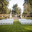 Venue: Thornewood Castle  Dress Designer: White by Vera Wang  Dress Store: David's Bridal  Caterer: Renton Technical College Catering  Groom's Suit: John Varvatos  DJ: Mr. Lobbo Professional DJ Service