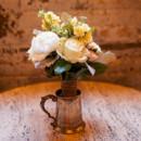 Venue: Balzac's  Dress Designer: Theia  Dress Store: Sash and Bustle  Floral Designer: King West Flowers  Cake: Dufflet Pastries  Makeup Artist: AMR Amanda Reid Makeup
