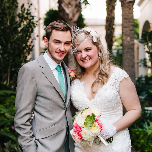 Venue: Planters Inn  Floral Design: Tiger Lily Florist  Catering: Peninsula Grill  Hair and Makeup: Stella Nova  Groom's Suit: Indochino  Officiant: Coastal Hospitality  Music: Classical Charleston  Bridesmaids, Flower Girl, and Ring Bearer Attire: J.Crew  Bride's Attire: Yvonne LaFleur
