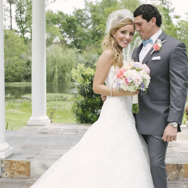 pastel spring texas brunch wedding wedding real weddings gallery by weddingwire real weddings 2