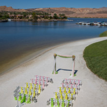 220x220 sq 1416688006489 beach setup from floral 2000