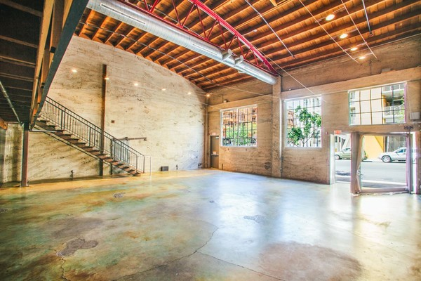 Luce loft san diego ca wedding venue - Loft industriel san diego californie ...