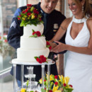 130x130 sq 1389966737808 wedding cake couple holiday in