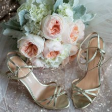 220x220 sq 1451761079046 avitals bouquet with shoes