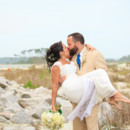 130x130 sq 1420596713571 dani and whitney north myrtle beach wedding 70