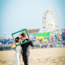 130x130 sq 1448302470537 wedding photo with frame prop