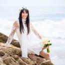 130x130 sq 1448302675146 bride on leo carrillo beach