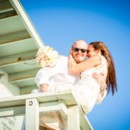 130x130 sq 1448302753049 wedding photo on lifeguard tower