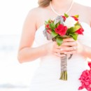 130x130 sq 1448302781414 red and white wedding bouquet