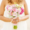 130x130 sq 1448302938676 pink and white wedding bouquet