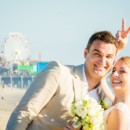 130x130 sq 1448302964299 bride and groom on the beach