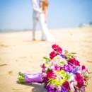 130x130 sq 1448303189564 bridal bouquet at beach wedding