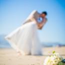 130x130 sq 1448306833920 white bridal bouquet