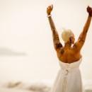 130x130 sq 1448307307348 happy bride on santa monica beach