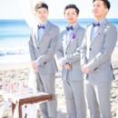 130x130 sq 1448307571228 3 grooms on the beach in malibu
