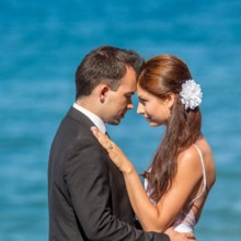 220x220 sq 1448303296969 elope on the beach
