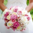 130x130 sq 1354152289039 beautifulpinkwhiteflowers