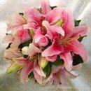 130x130 sq 1354152883053 pinklillyflowers