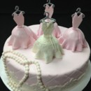130x130 sq 1374691188300 bridal shower dress cake
