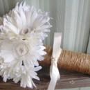 130x130 sq 1365305221070 daisy white bouquet twine