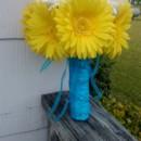 130x130 sq 1365305233001 daisy yellow white turquoise3jpg
