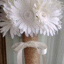 130x130 sq 1366525226497 daisy white bouquet twine2