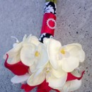 130x130 sq 1373432426570 bouquet orchid red calla bridal