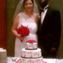 130x130 sq 1375118367302 bride cheryl red rose
