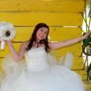 130x130 sq 1416890355936 bride taylor teresa rustic burlap white  yellow su